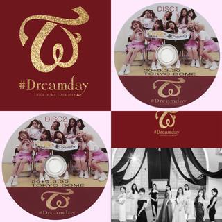 """ウェストトゥワイス(Waste(twice))のTWICE💛 DOME TOUR 2019 """"Dreamday""""(ミュージック)"""