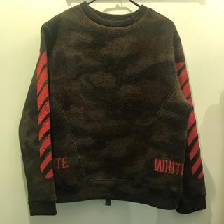 オフホワイト(OFF-WHITE)のOFF WHITE  Knit  Sweater(ニット/セーター)