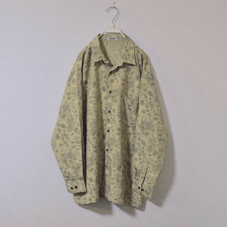 Needles - used big mulch pattern shirt