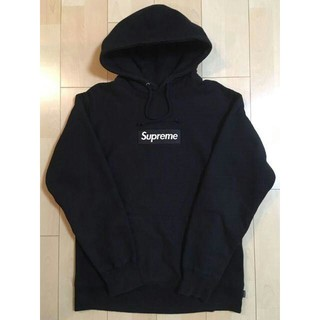 シュプリーム(Supreme)のsupreme Box Logo Hooded (パーカー)