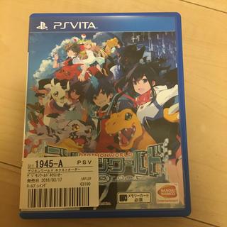 PlayStation Vita - デジモンワールド -next 0rder- Vita