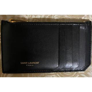 サンローラン(Saint Laurent)のサンローラン カード入れ(名刺入れ/定期入れ)