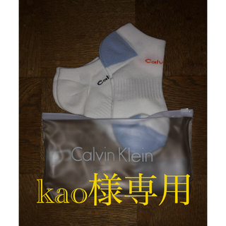 カルバンクライン(Calvin Klein)のカルバンクライン レディースソックス(ソックス)