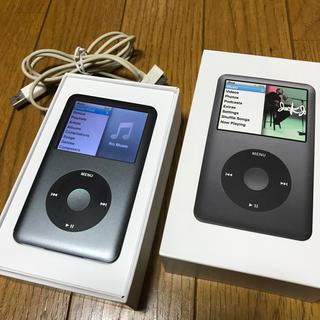 iPod classic 120G