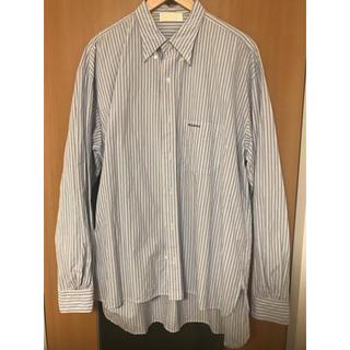 アンユーズド(UNUSED)のneon sign オーバーサイズシャツ(シャツ)