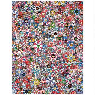 村上隆 版画 ∞∞∞ Takashi Murakami (版画)