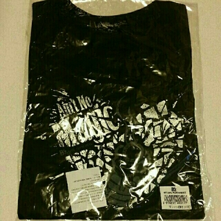 B'z Ain't No MagicツアーTシャツ XS