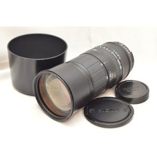 シグマ(SIGMA)のI20★SIGMA 135-400mm D APO Nikon #2820-8(レンズ(ズーム))