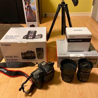 Canon - Canon 80d セット