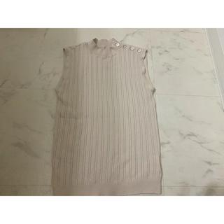 アルシーヴ(archives)のニット トップス(Tシャツ/カットソー(半袖/袖なし))