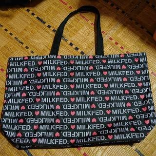 ミルクフェド(MILKFED.)の【MILKFED】雑誌付録 トートバック(トートバッグ)