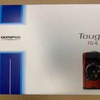 OLYMPUS - OLYMPUS オリンパス Tough TG-6 防水 ブラック