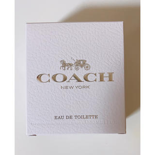 コーチ(COACH)のコーチオードトワレ(香水(女性用))