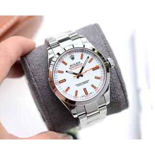 自動巻★ メンズ腕時計★ロレックス☆28800振動 35☆