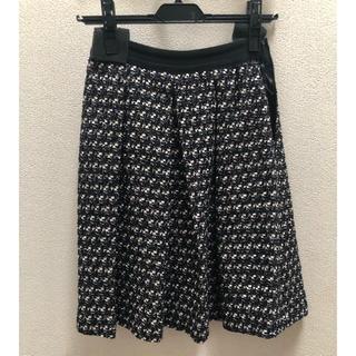 ANAYI - アナイ  ツィードリボンスカート