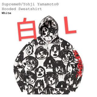 Supreme -  Supreme Yohji YamamotoHooded Sweatshirt