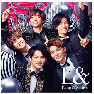 Johnny's - King&Prince  L& 通常盤