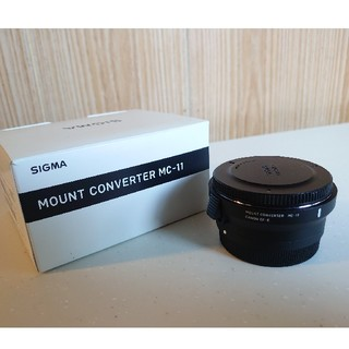 SIGMA - SIGMA MOUNT CONVERTER MC-11for Canon
