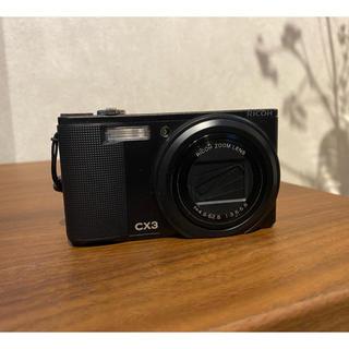 リコー(RICOH)のリコー デジタルカメラ CX3(コンパクトデジタルカメラ)