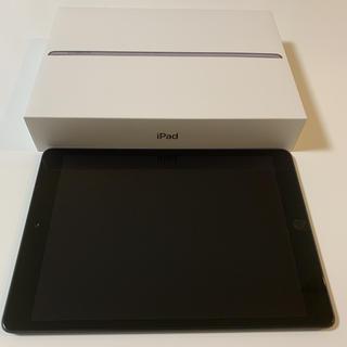 iPad - 超美品★iPad 第7世代 10.2 Wi-Fi  32GB  スペースグレー★