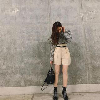 SLY - 新木優子着用ショートパンツ
