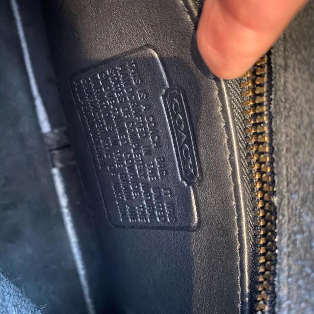 COACH(コーチ)のオールドコーチ ショルダーバッグ 黒 レディースのバッグ(ショルダーバッグ)の商品写真