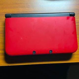 ニンテンドー3DS - 3DS LL 本体(純正ケース付き)+ カセット3枚(おまけ) +充電器