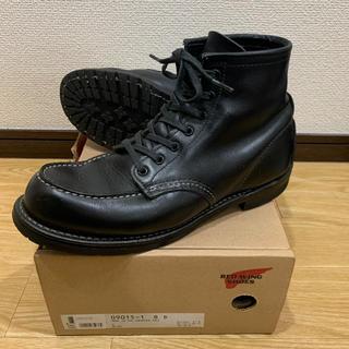 レッドウィング(REDWING)のus8 レッドウィング beckman moctoe 9015(ブーツ)