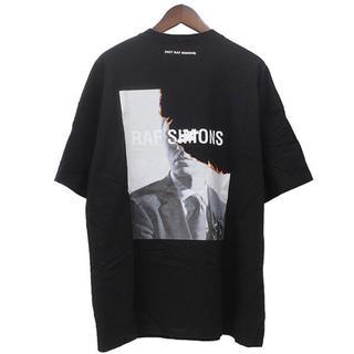 ラフシモンズ(RAF SIMONS)のmaster number ラフシモンズ Tシャツ 限定 新品未使用(Tシャツ/カットソー(半袖/袖なし))