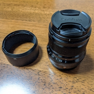 富士フイルム - FUJIFILM XF 50mm f2.0 中古美品 xf50f2
