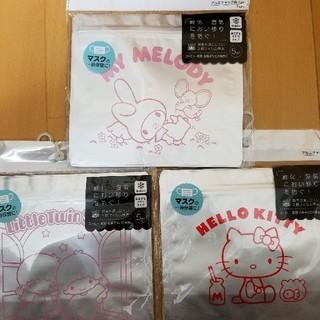 サンリオ(サンリオ)のスケーターアルミチャック袋 3袋(15枚)(収納/キッチン雑貨)