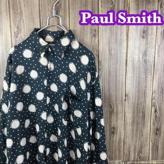ポールスミス(Paul Smith)の[激レア]Vintage♠︎Paul Smith 水玉シャツ レーヨン100%(シャツ)
