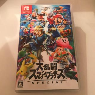 Nintendo Switch - 大乱闘スマッシュブラザーズ SPECIAL ソフト