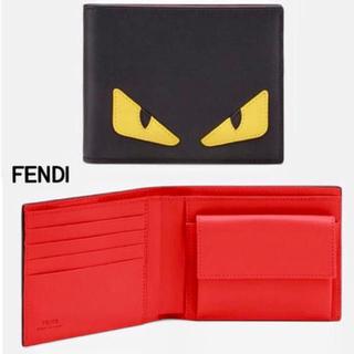 フェンディ(FENDI)のFENDI折り財布(折り財布)