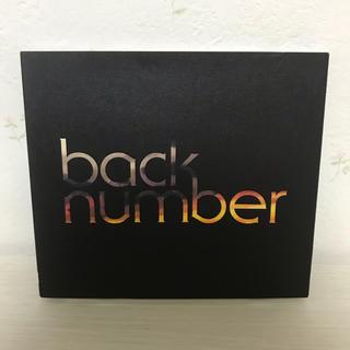 バックナンバー(BACK NUMBER)のバックナンバー/back number/ blues(初回限定盤)( DVD付)(ポップス/ロック(邦楽))