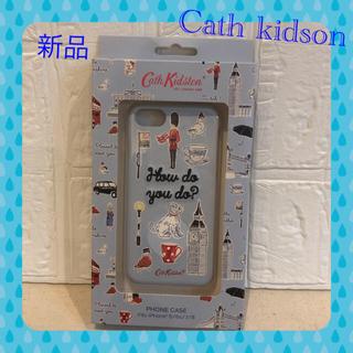 キャスキッドソン(Cath Kidston)の【新品】キャスキッドソン I phone 6, 6s, 7, 8用ケース(iPhoneケース)