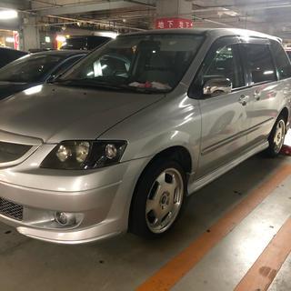 マツダ(マツダ)のMPV LW3W 車検令和4年2月まで 2300cc 足に作業に(車体)