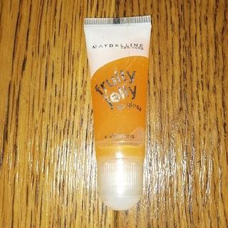 メイベリン(MAYBELLINE)のMAYBELLINE  fruity jelly lip gloss マンダリン(リップグロス)