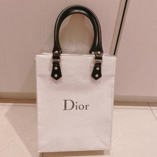 Christian Dior - DIORショップ袋 クリアバッグ