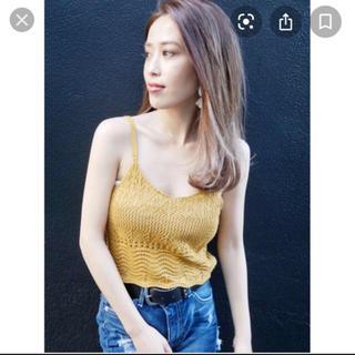 ジェイダ(GYDA)のGYDA Tシャツ キャミ セット売り(Tシャツ(半袖/袖なし))