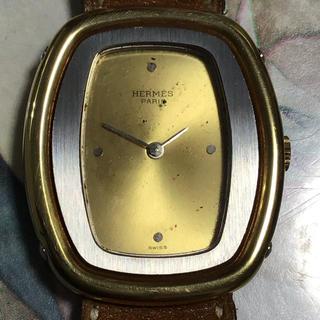 エルメス(Hermes)のHERMES PARIS メンズ 腕時計(腕時計(アナログ))