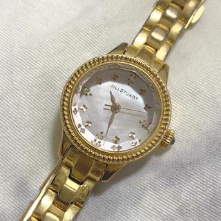 ジルスチュアート(JILLSTUART)のジルシュチュアート 腕時計 ゴールド(腕時計)