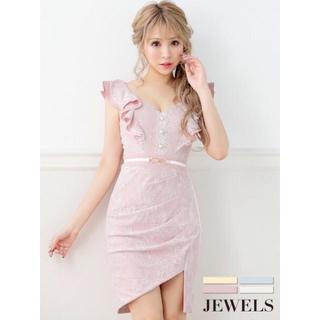 Jewels キャバドレス ミニドレス