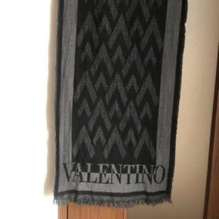 ヴァレンティノ(VALENTINO)のvalentino バレンチノ マフラー(マフラー/ショール)