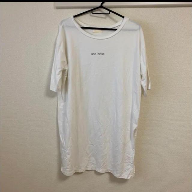 earth music & ecology(アースミュージックアンドエコロジー)のTシャツ レディースのトップス(Tシャツ(半袖/袖なし))の商品写真