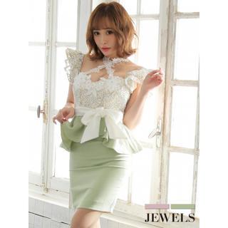 JEWELS - Jewels キャバドレス ミニドレス