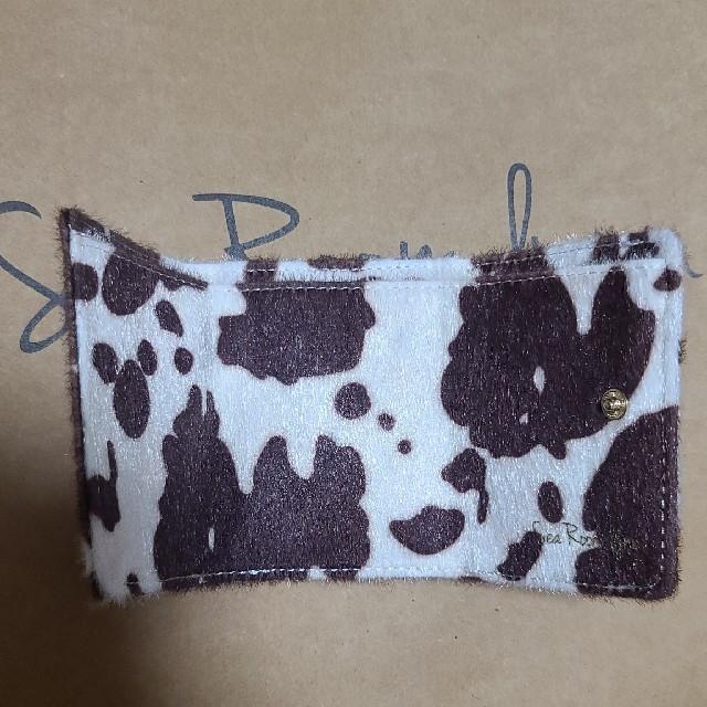 SeaRoomlynn(シールームリン)のsearoomlyn ノベルティ カウウォレット 新品未使用タグ付 レディースのファッション小物(財布)の商品写真