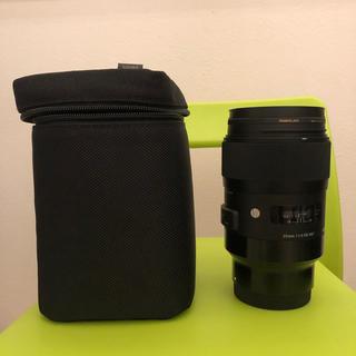 SIGMA - 35mm F1.4 DG HSM  Art ソニーE用