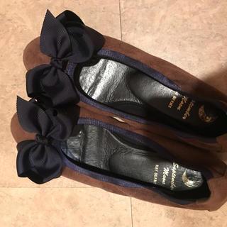 ビームス(BEAMS)のビームスリボン靴(ハイヒール/パンプス)
