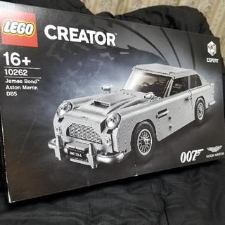 Lego - レゴ(LEGO)10262 アストンマーチンDB5 007 ジェームズ・ボンド